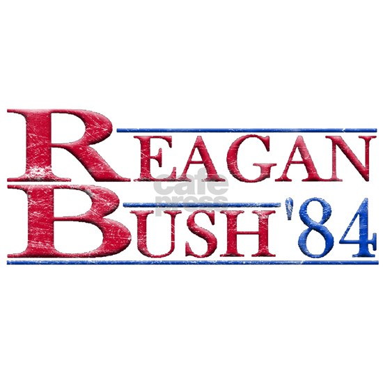 Reagan, Bush '84