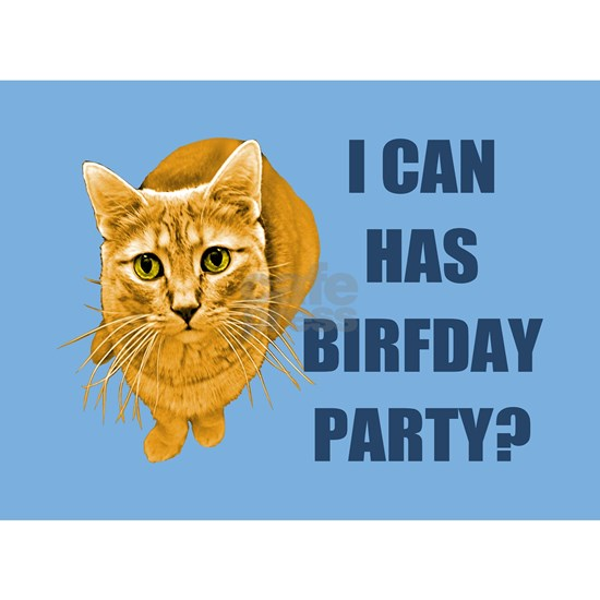 LOLCAT Birthday Party