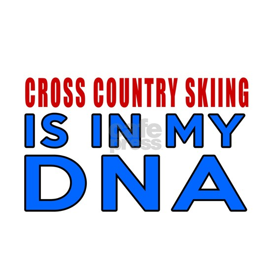 Cross Country Skiing Is In My DNA