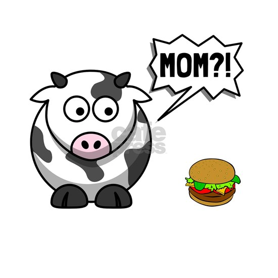 Cow Mom