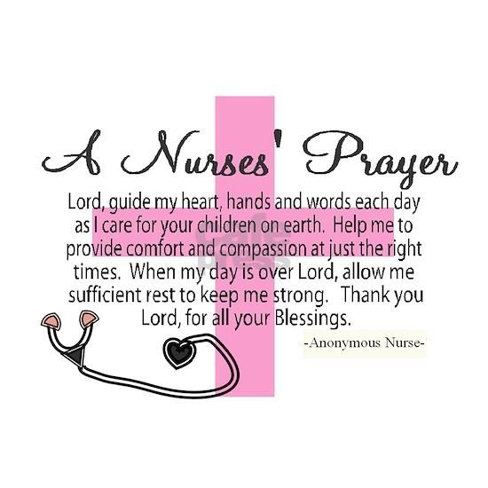 A Nurses PRAYER BEST