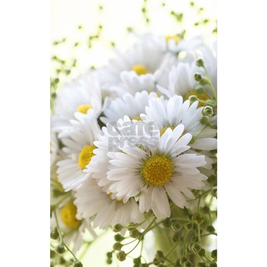 Bouquet of daisies in LOVE