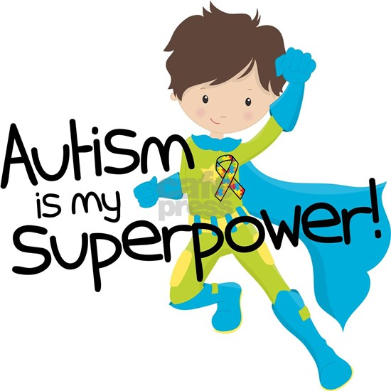 Autism Superpower