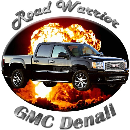 GMC Denali Road Warrior