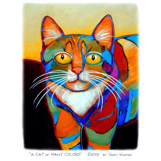 cat_cats_colors_poster