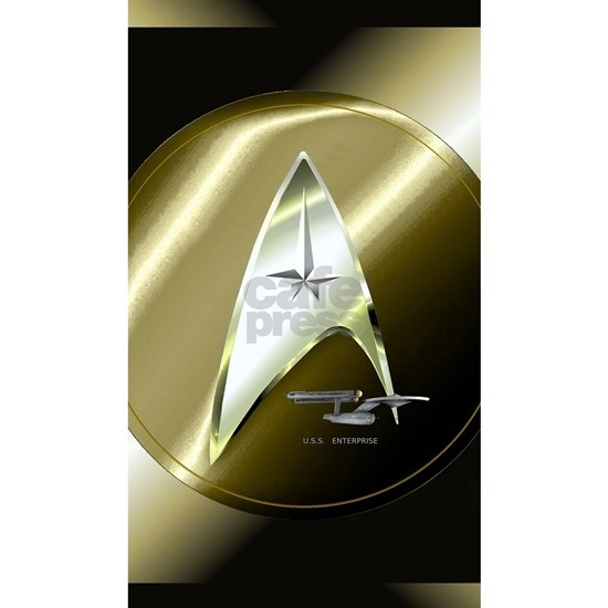 Bronze Star Trek