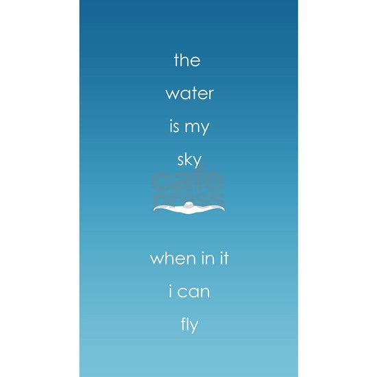 water is my sky square circle