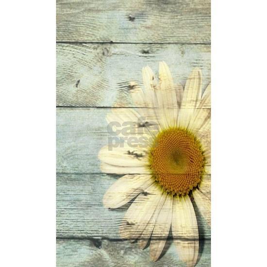 shabby chic country daisy