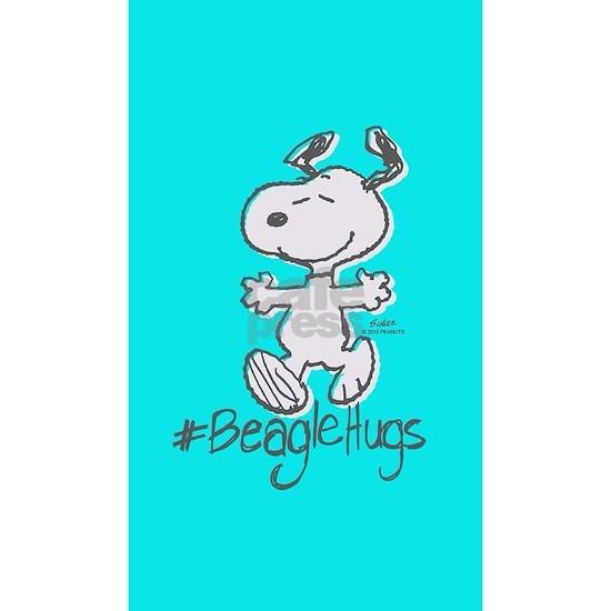 Snoopy Beagle Hugs Full Bleeds