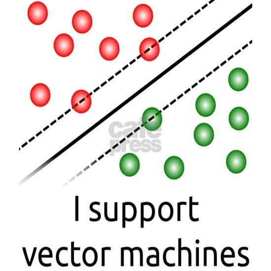 I support vector machines