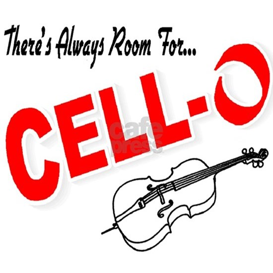 Theres Always Room For Cello