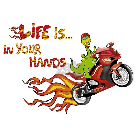 dragon life is in your hands