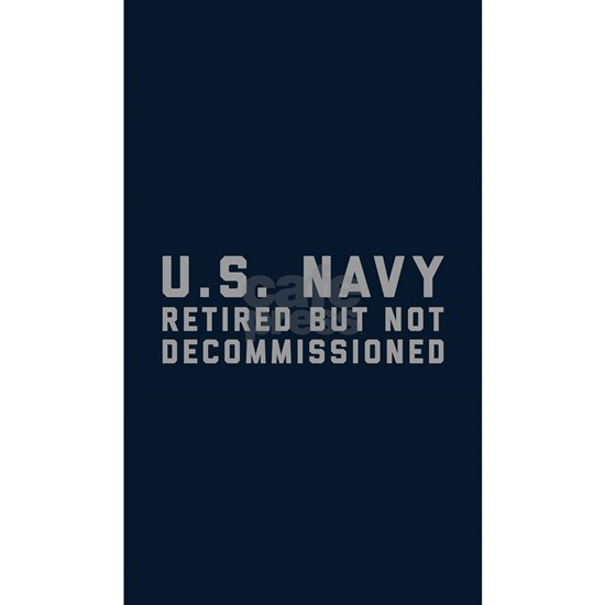 US Navy Retired Not Decommissioned