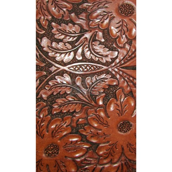 Western Tooled Leather