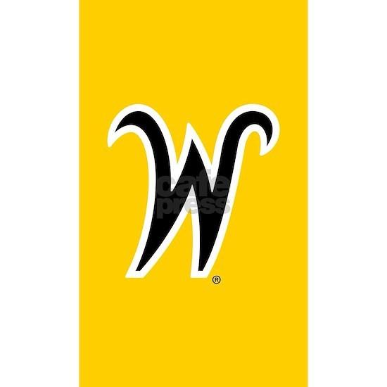 Wichita State University Letter W