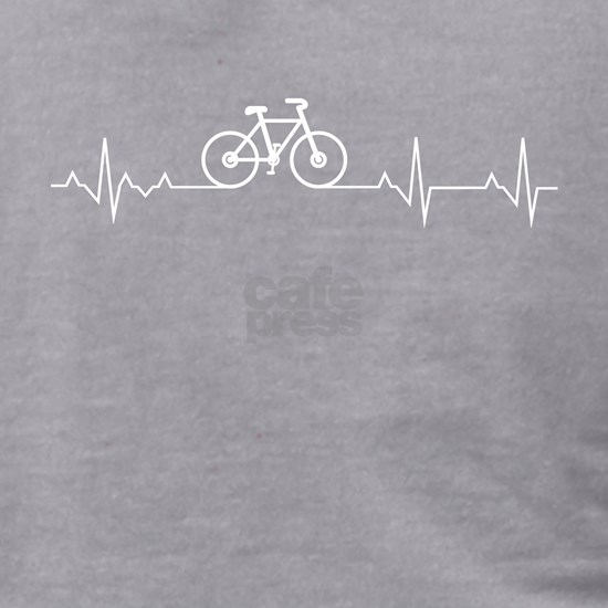 cycling lover heartbeat