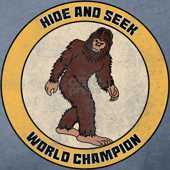 Hide and Seek World Champ