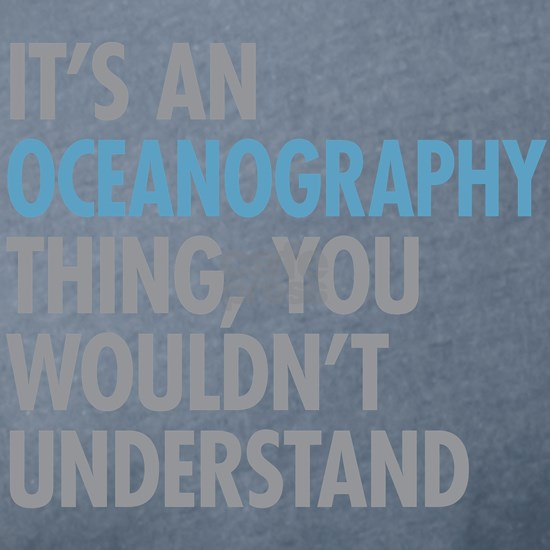 Oceanography Thing