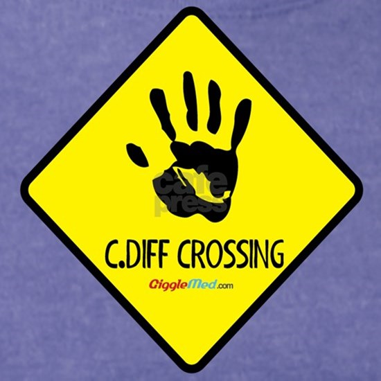 C. Diff Crossing Sign 02