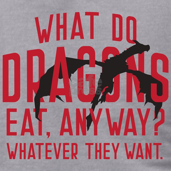What Do Dragons Eat, Anyway?