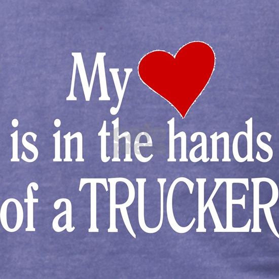 My Heart is in the Hands of a Trucker