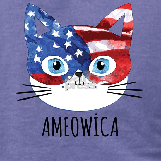 4th of July Meow
