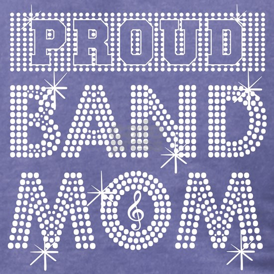 PROUD BAND MOM