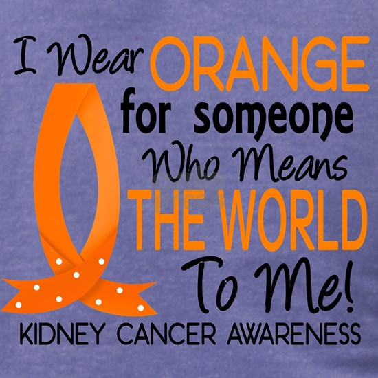 D Means The World To Me Kidney Cancer