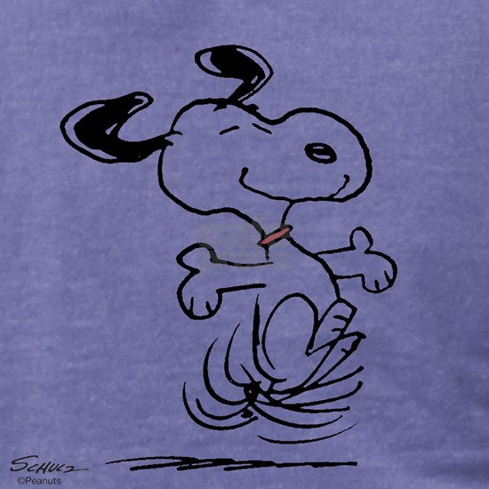 Snoopy - Dancing Dog