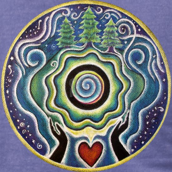 Earth Blessing Mandala