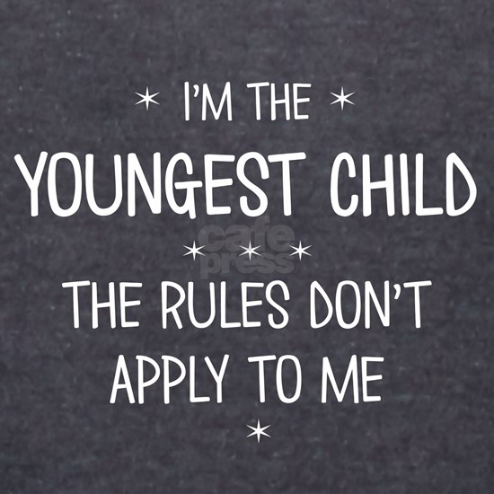 YOUNGEST CHILD 3 reverse