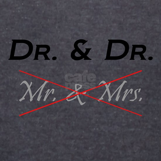 DOCTOR  DOCTOR - Not Mr.  Mrs.
