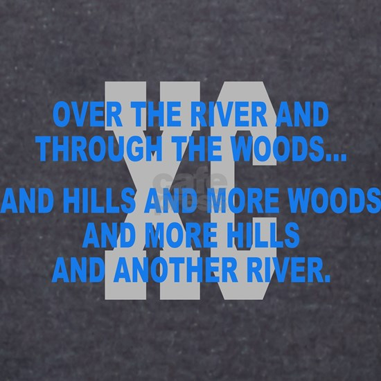 Over the River Cross Country Quote