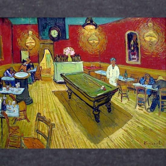 Vincent Van Gogh Night Cafe