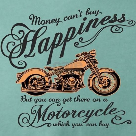 Happiness - Motorcycle
