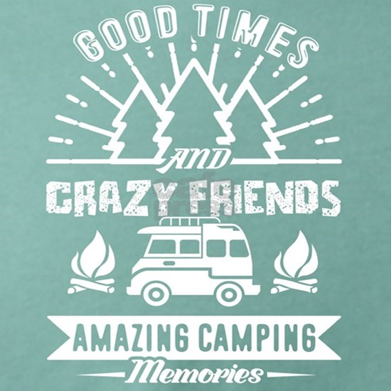 Amazing Camping Memories Shirt