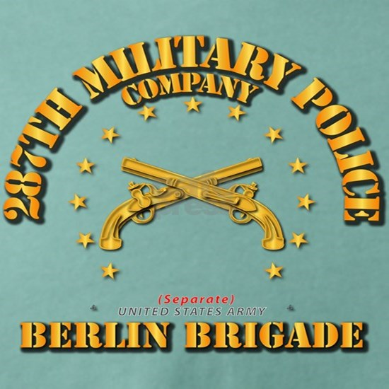 287th Military Police Company - Berlin Brigade