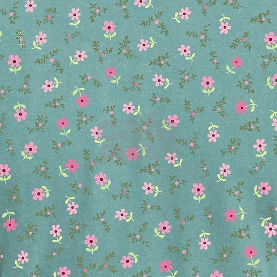 Pink Daisy Print