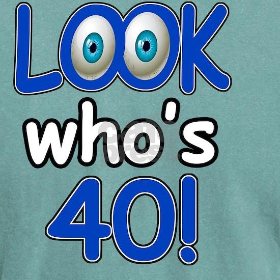 40th birthday designs