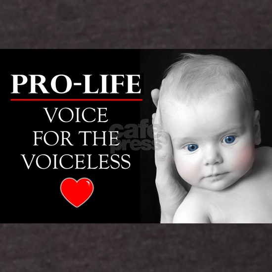 Pro-Life Voice for the Voiceless