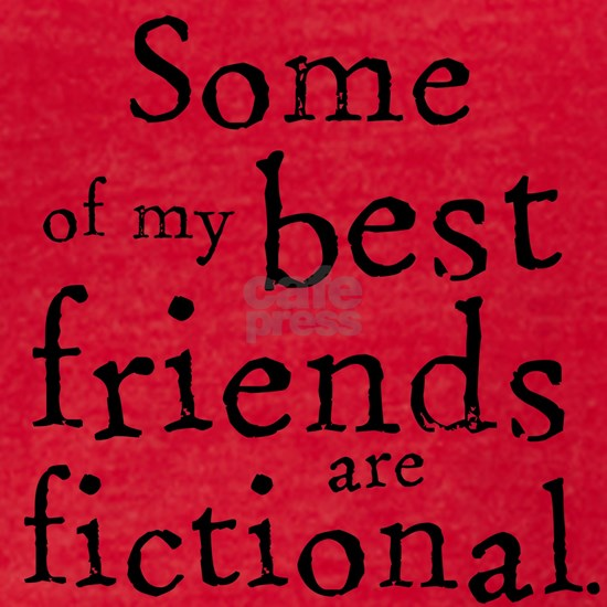 More Fictional Friends
