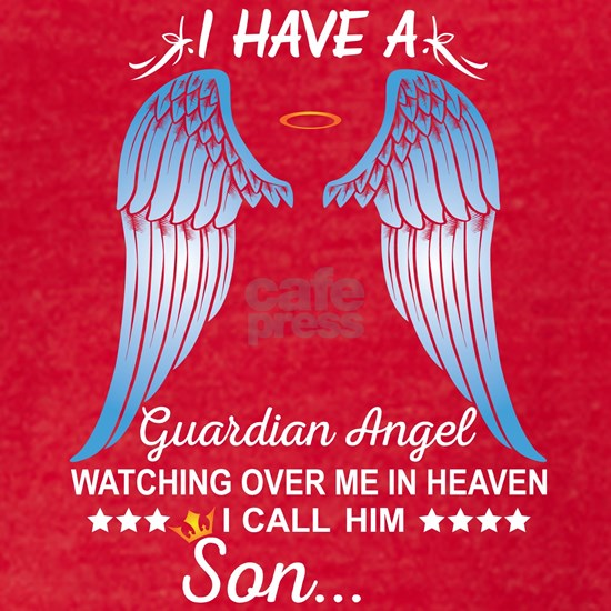 My Son Is My Guardian Angel
