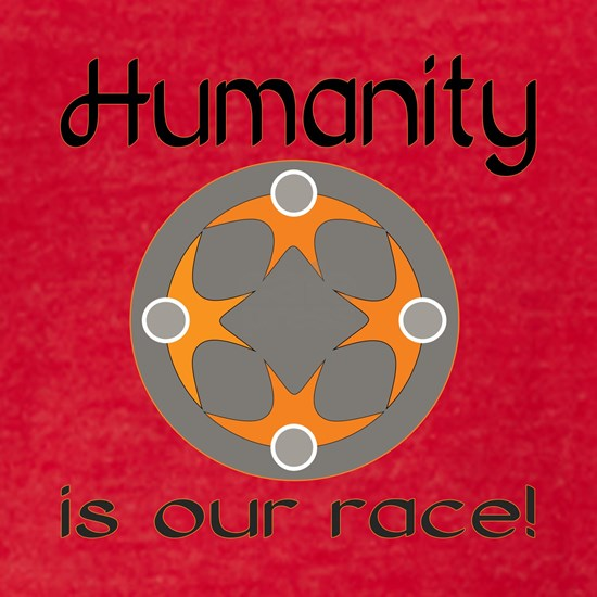 Humanity is our race