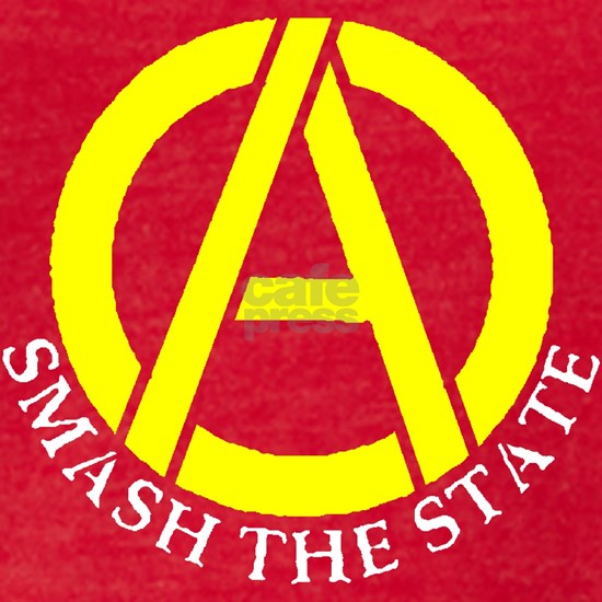 anarchocap smash the state white