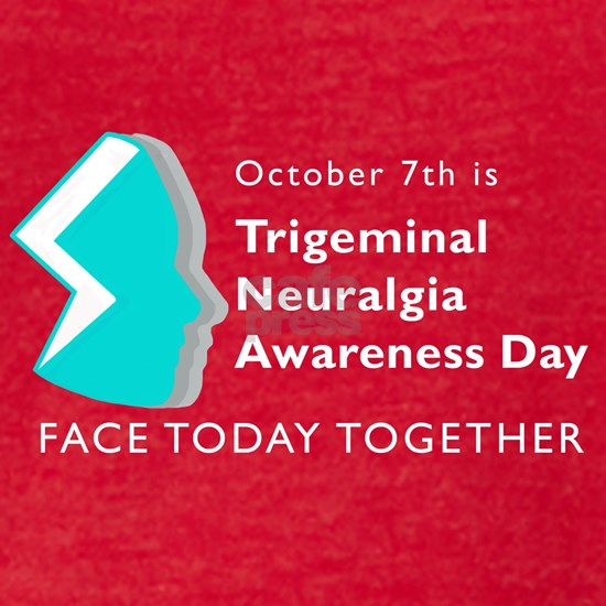Trigeminal Neuralgia Awareness Day: White Font