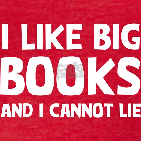 I LIKE BIG BOOKS W