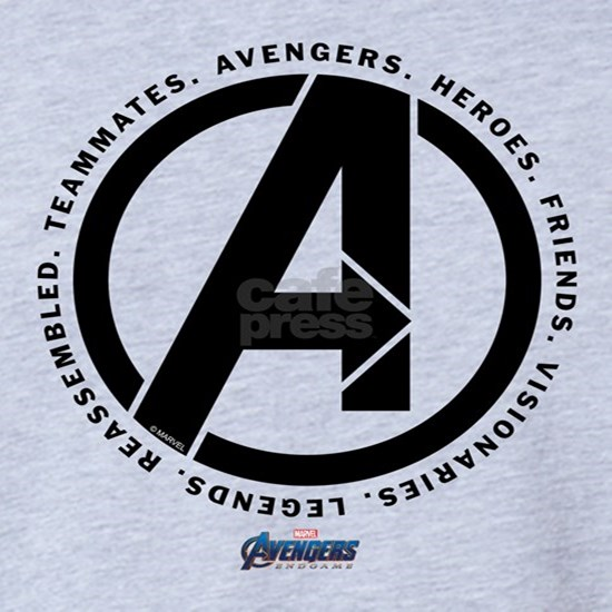 Avengers Endgame Logo Sayings