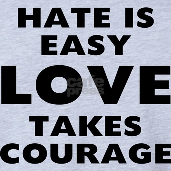 HATE IS EASY B