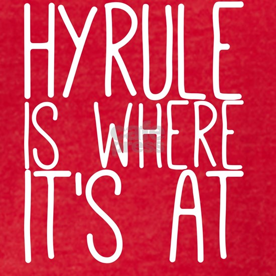 Hyrule is where it's at