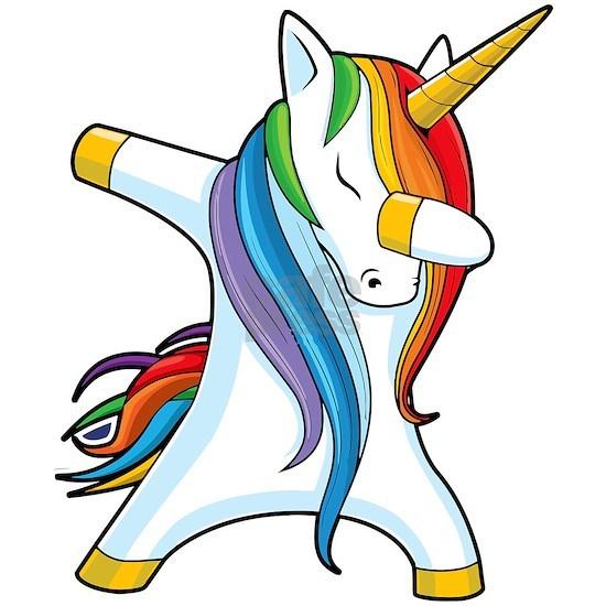 0fa5f194fca78 Dabbing Unicorn Kids Trucker hat by ADMIN CP141504429 - CafePress